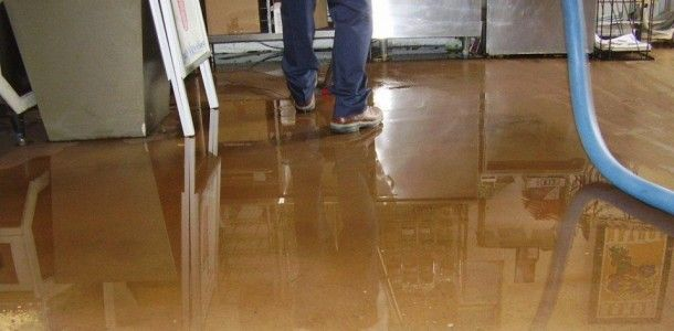 Flood Damage Restoration Richmond